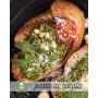 Voglia Di Puglia Pesto Di Rucola E Mandorle Vegano In Olio Extravergine D'oliva 190gr