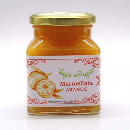 Marmellata Di Arance Voglia Di Puglia 340 gr 100% Made In Italy