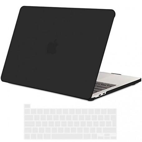 TECOOL Custodia MacBook PRO 16 Pollici 2019 Case, Plastica Cover Rigida Copertina e Copertura della Tastiera per MacBook PRO 16