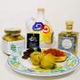 Voglia Di Puglia Olio Extravergine Di Oliva Evo Pugliese Monovarietale Peranzana 5 Bottiglie 500 ml