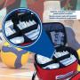 FARMAMED Kit Primo Soccorso Professionale di 250 pezzi, Borsa Medica Sportiva, Kit Pronto Soccorso per auto, casa, viaggio, spor