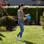 Gardena M Spandiconcime Manuale, Larghezza di Distribuzione da 1 a 4 m, per Superfici Erbose fino a Circa 100 m², Regolazione a