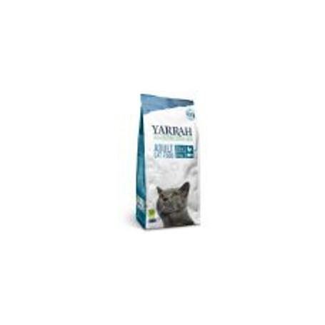 Yarrah Bio crocchette con Pesce per gatti - 10 kg