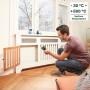 Bosch Termometro ad Infrarossi UniversalTemp (Campo di Temperatura: da -30 °C a +500 °C, 2 pile AA, Confezione in Cartone) [no