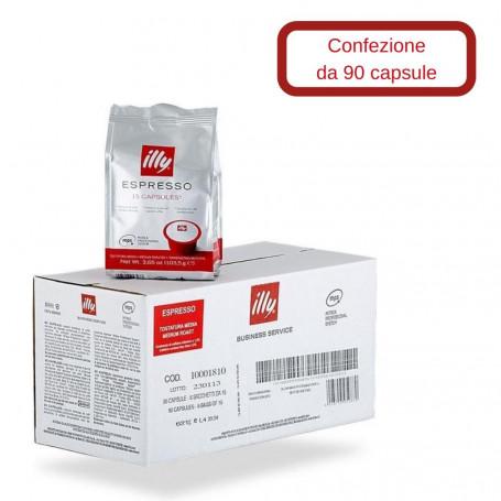 Caffe  Illy Classico Compatibile Mitaca Mps 90 Capsule