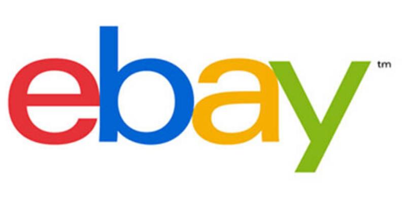 logo ebay il primo sito di aste private al mondo